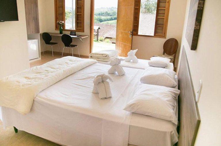 Hotel Fazenda Vista Alegre Hotel Fazenda em Minas Gerais 2